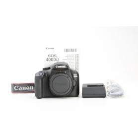 Canon EOS 4000D (231187)