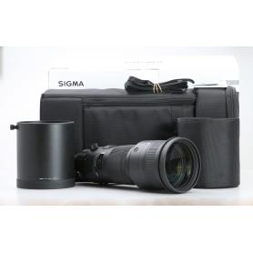 Sigma DG 4,0/500 Sports OS HSM C/EF (231266)